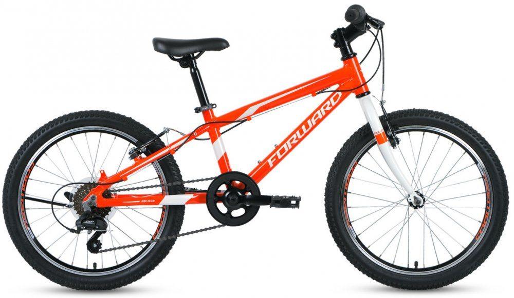 Детский велосипед Forward Rise 20 2.0 (2019-2020)