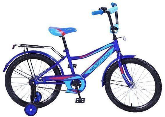 "Детский велосипед 20"" MUSTANG Z-тип"