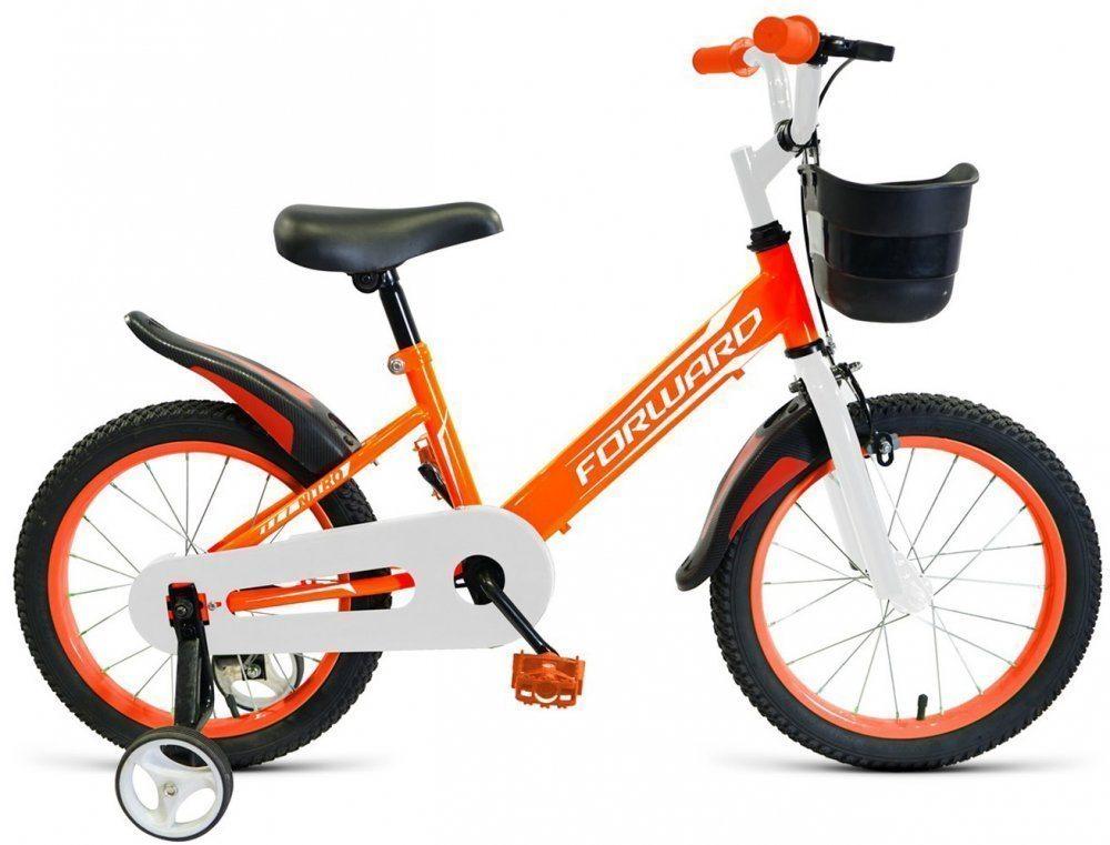 Детский велосипед Forward Nitro 16 (2018-2019)