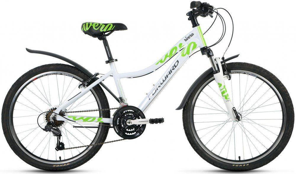 Подростковый велосипед Forward Rivera 1.0 (2016)
