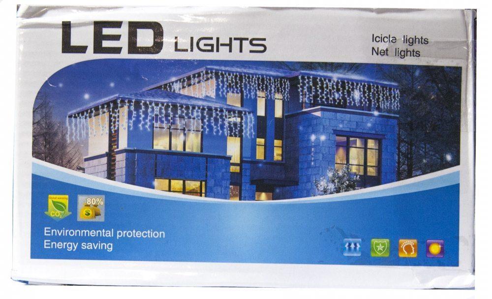 Гирлянда уличная LED 100 (10 метров)