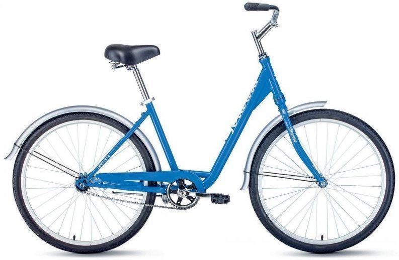 Женский велосипед Forward Grace 26 1.0 2019-2020