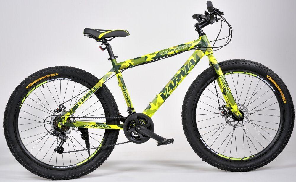 """Горный велосипед 26"""" VARMA OFF-ROAD 2.0K 21 ск. ст."""