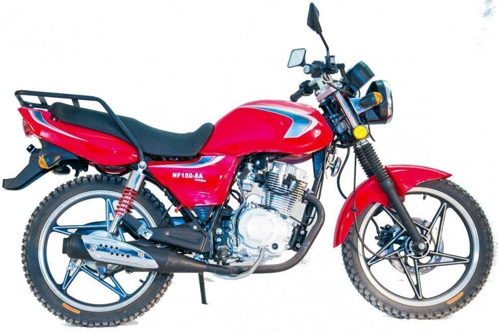 Мотоцикл NF Travel 150 (150-8A)