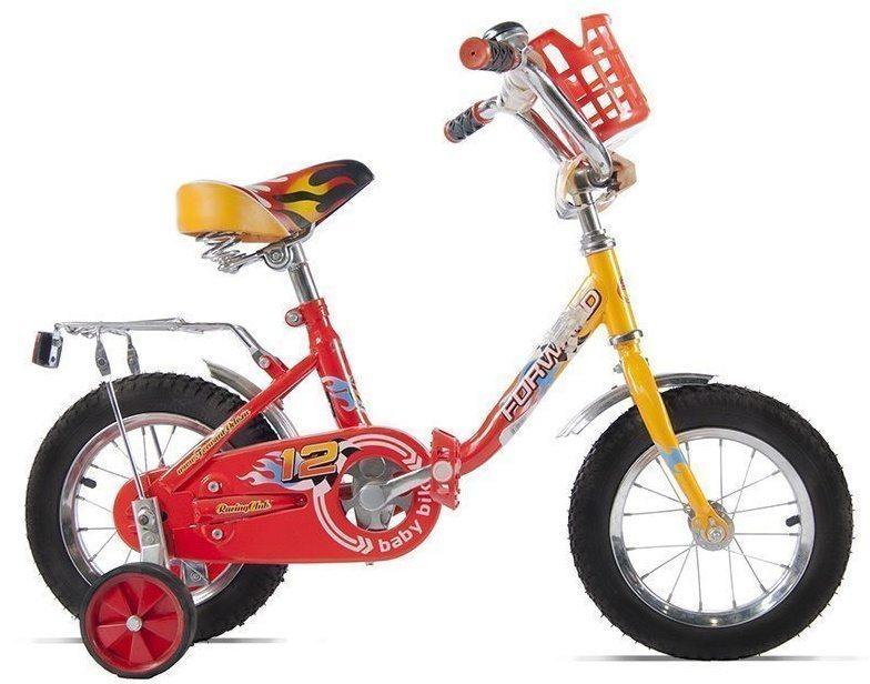 Детский велосипед Forward Racing 12 Boy (2015)