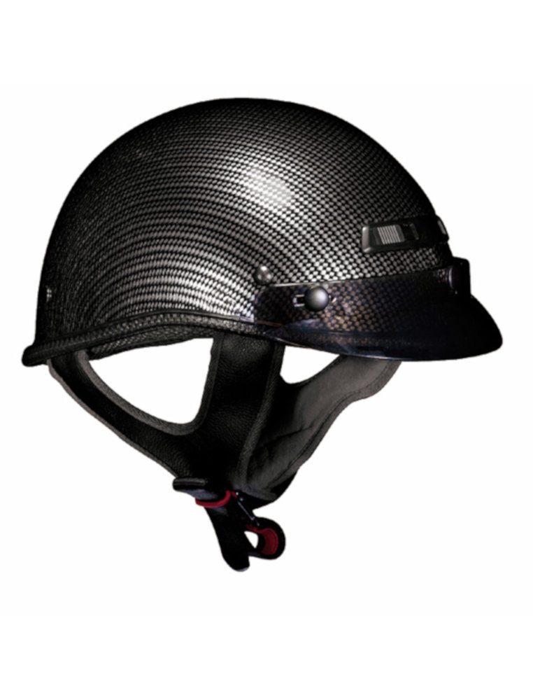 Шлем (открытый с козырьком) NТ-200 (XTS) Solid CARBON. L,М,XL