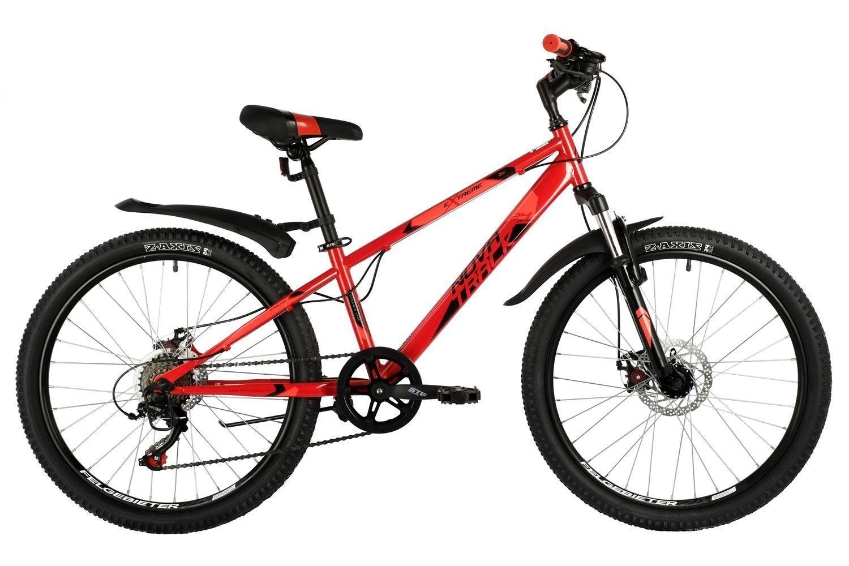 """Велосипед NOVATRACK 24"""" EXTREME ст. 6ск. диск.торм."""