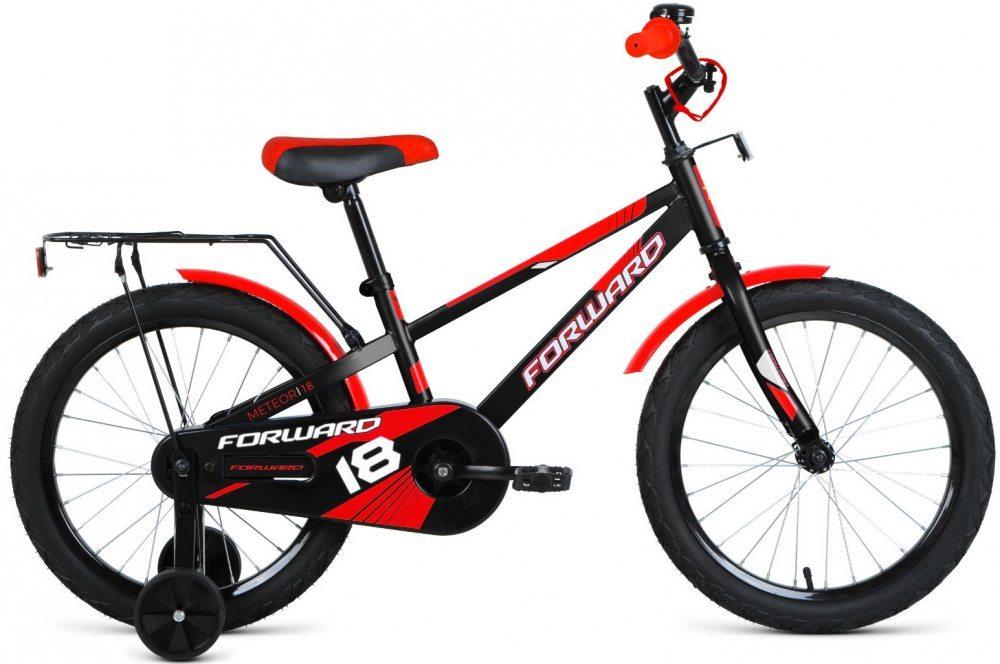 Детский велосипед Forward Meteor 18 (2019-2020)