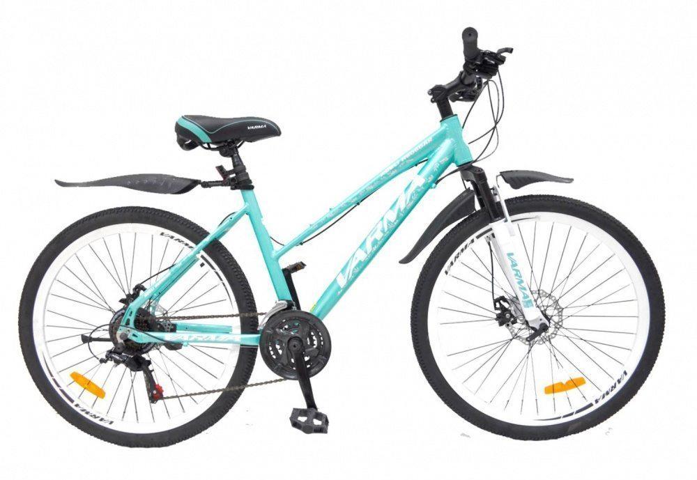 """Велосипед 26"""" VARMA  ADELI H606DAR 21 ск. ал."""