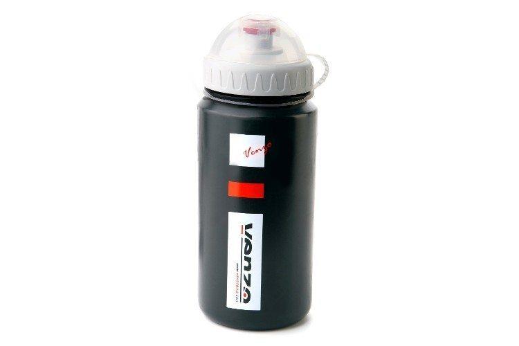 Фляга VZ-F14-002, полимер, чёрная, 600 мл, VENZO