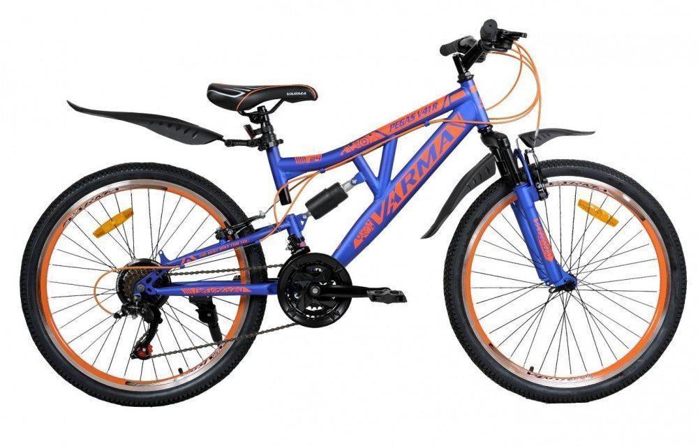 """Подростковый велосипед 24"""" VARMA PEGAS V41R"""