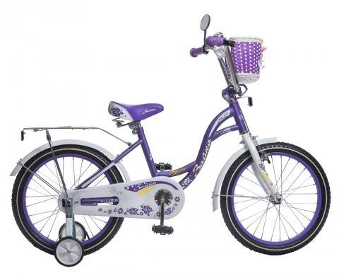 """Детский велосипед 18"""" Varma ЗАЙКА"""