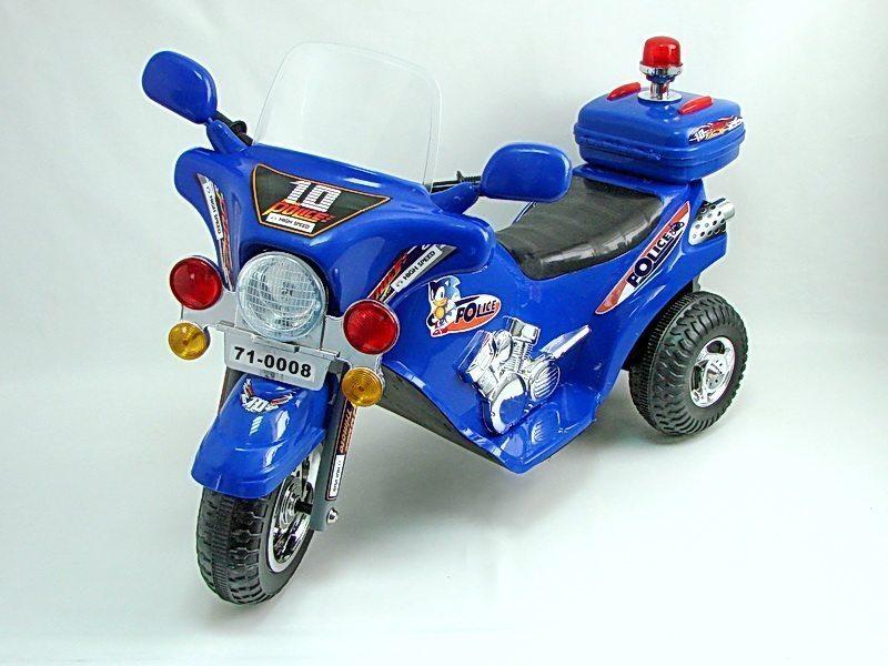 Детский мотоцикл 71-0008