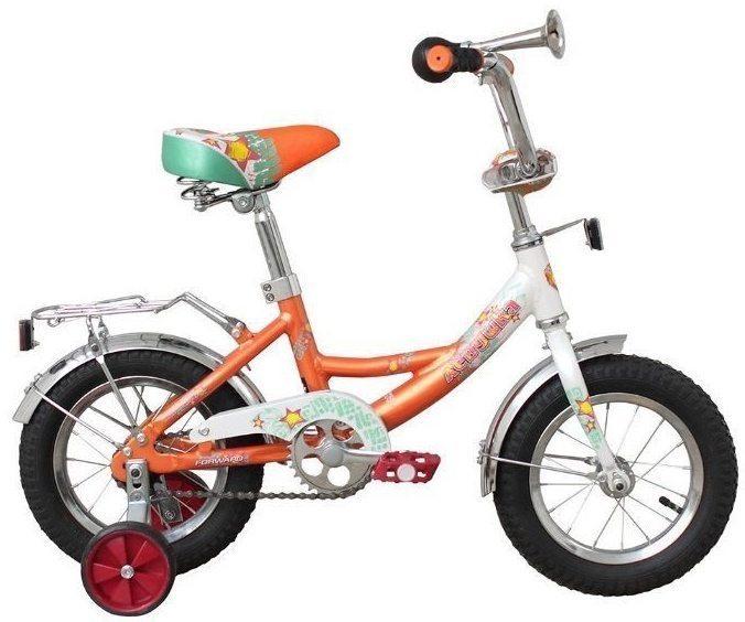 Детский велосипед Forward Левушка 012 (2013)