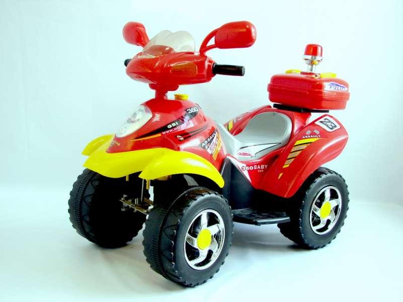 Детский квадроцикл 71-0017