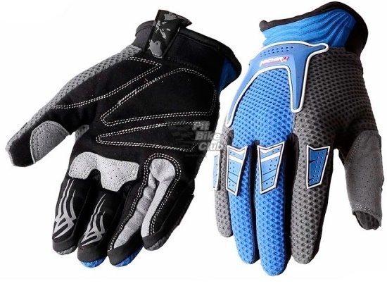 Перчатки G 8100  синие L MICHIRU (пара)