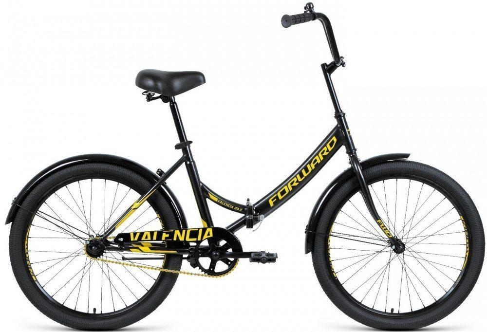Складной велосипед Forward Valencia 24 X (2019-2020)