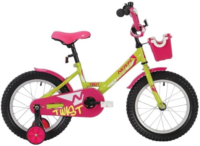 "Велосипед NOVATRACK TWIST 16"" 2020"