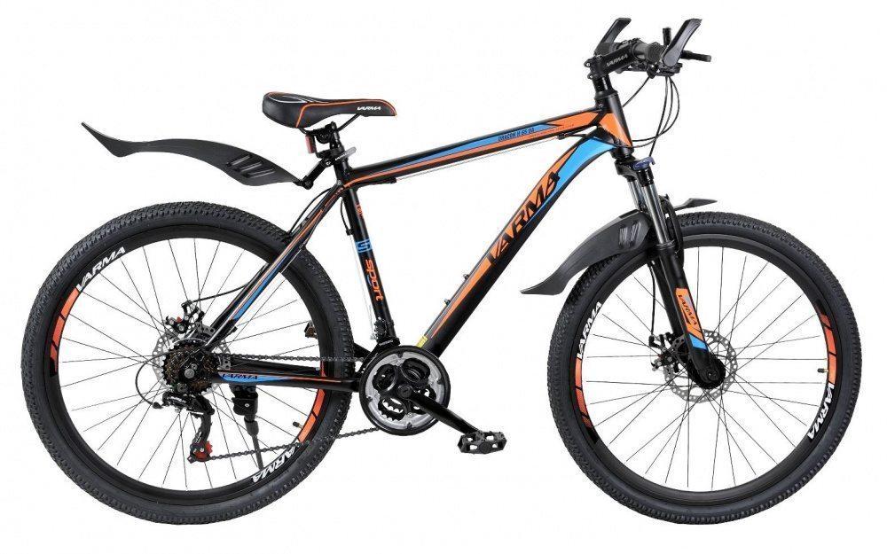 """Горный велосипед 26"""" VARMA DRACON H65DA 21 ск. ал."""