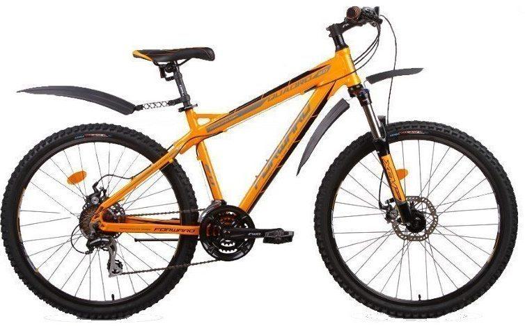 Горный велосипед Forward Quadro 818 disk