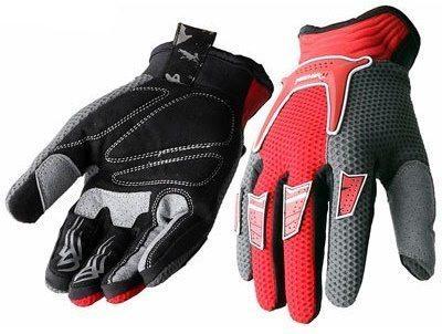 Перчатки G 8100 красные XL MICHIRU (пара)