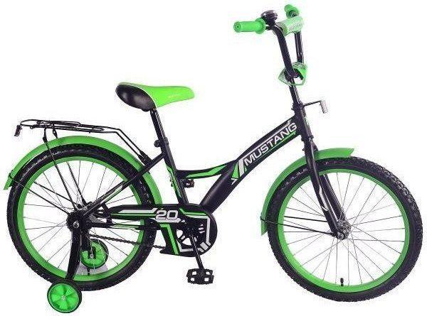"""Детский велосипед дет 20"""" MUSTANG GW-тип"""