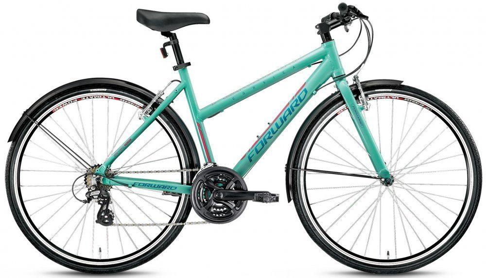 Горный велосипед Forward Corsica 1.0