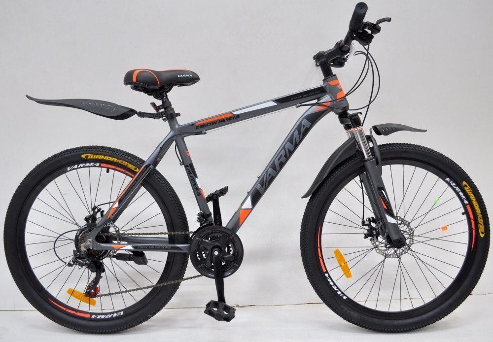 "Велосипед 26"" VARMA DRACON H65DAR 21 ск. ал."