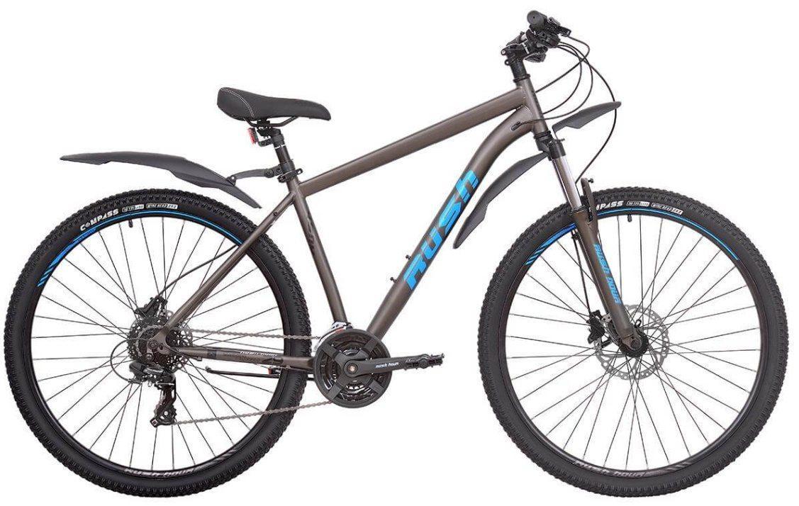 "Велосипед 29"" 24ск RUSH HOUR RX 920 HDISC ST"